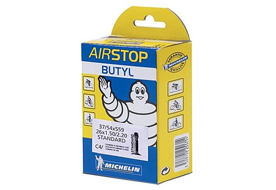 Michelin Butyl Presta Bike Inner Tube - 700c x 35-47c/27