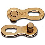 image of KMC 10X Shim/Sram/KMC Bike Chain Links - Card Of 2