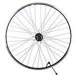 Raleigh Pro Build Front Wheel with Disc Hub 700C - Black