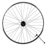 Raleigh Pro Build Rear Wheel with Disc Hub 700C - Black