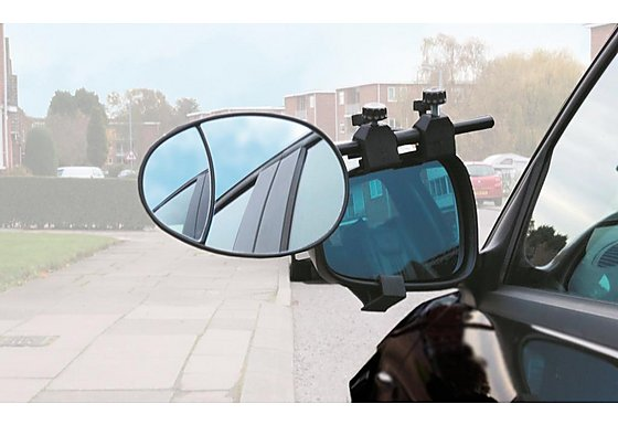 Summit Towing Mirror with Blindspot Mirror RV-3200