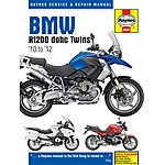 image of Haynes BMW R1200 Motorcycle Manual