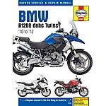 image of Haynes BMW R1200 Motorcycle Manual