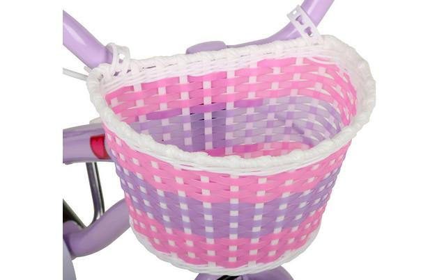 Woven Bike Basket