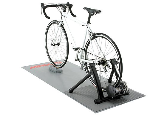 Minoura - Cycle Training Mat - 2mm/12mm PVC