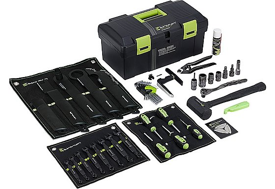 Birzman Tool Box with Toolkit
