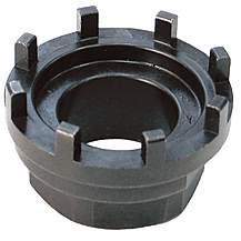 image of Unior Bottom Bracket Tool for Truvativ Isis, XTR BB-950, Bontrager and Shimano