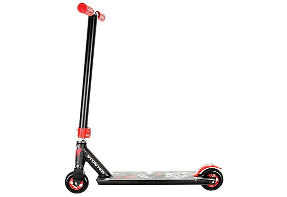 Stunted Stunt XL Scooter Red