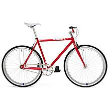 image of CREATE Original Fixed Gear Bike Red - 59cm