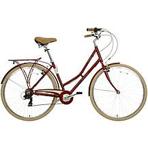image of Pendleton Somerby Limited Edition Hybrid Bike Red - 17""