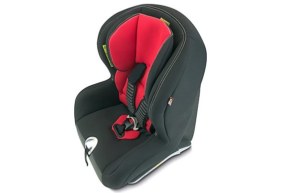Jane Racing Child Car Seat Fire
