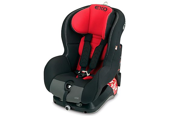 Jane Exo Basic Child Car Seat Fire