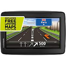 image of TomTom Start 25M Sat Nav - UK & ROI