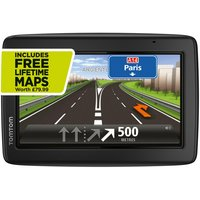 "TomTom Start 25M 5"" Sat Nav - UK & ROI"