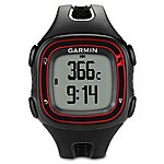 image of Garmin Forerunner 10 GPS Sports Watch Black & Red