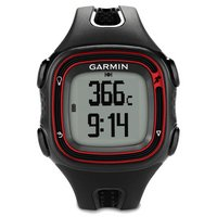 Garmin Forerunner 10 GPS Sports Watch Black & Red