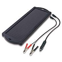 image of Solar Battery Maintainer 12v 1.5w