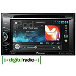 image of Pioneer AVH-X3500DAB DAB Car Radio/CD Player