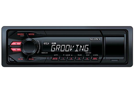 Sony DSX-A30 Digital Media Car Stereo