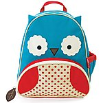 image of Skip Hop Zoopack Backpack Owl