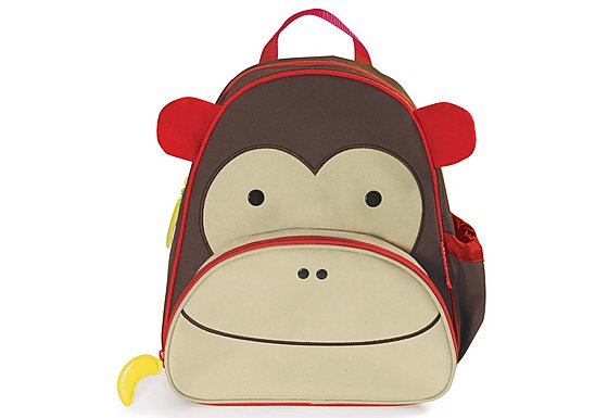 Skip Hop Zoopack Backpack Monkey
