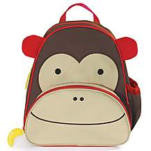 image of Skip Hop Zoopack Backpack Monkey