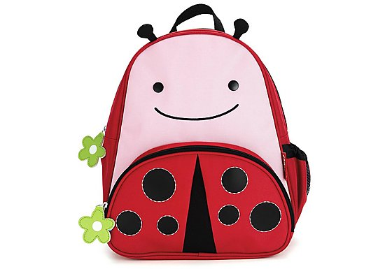 Skip Hop Zoopack Backpack Ladybug
