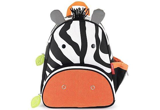 Skip Hop Zoopack Backpack Zebra