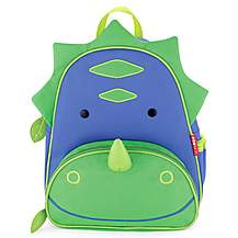 image of Skip Hop Zoopack Backpack Dinosaur