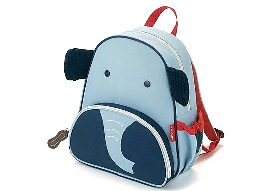 Skip Hop Zoopack Backpack Elephant