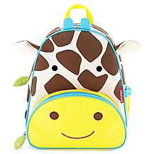 image of Skip Hop Zoopack Backpack Giraffe