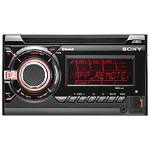 image of Sony WX-GT90BT 2 Din Bluetooth CD/MP3 Player