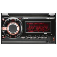 Sony WX-GT90BT Double Din Car Stereo