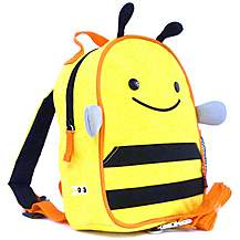image of Skip Hop Zoo-Let Backpack With Rein Bee