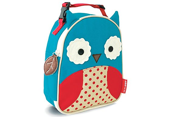 Skip Hop Zoo Lunchies Lunch Bag Owl