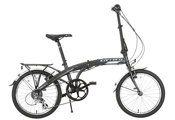Carrera Intercity Folding Bike