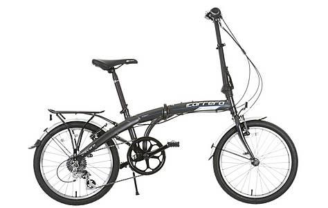 image of Carrera Intercity Folding Bike - Grey
