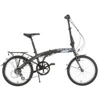 Carrera Intercity Folding Bike - Grey