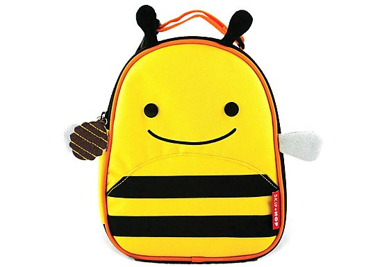 Skip Hop Zoo Lunchies Lunch Bag Bee