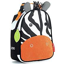 image of Skip Hop Zoo Lunchies Lunch Bag Zebra
