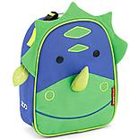 Skip Hop Zoo Lunchies Lunch Bag Dinosaur