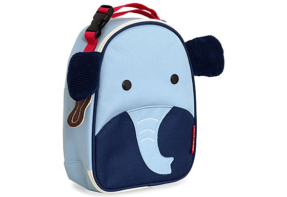 Skip Hop Zoo Lunchies Lunch Bag Elephant