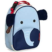 image of Skip Hop Zoo Lunchies Lunch Bag Elephant
