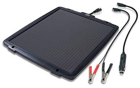 image of Solar Battery Maintainer 12v 6w