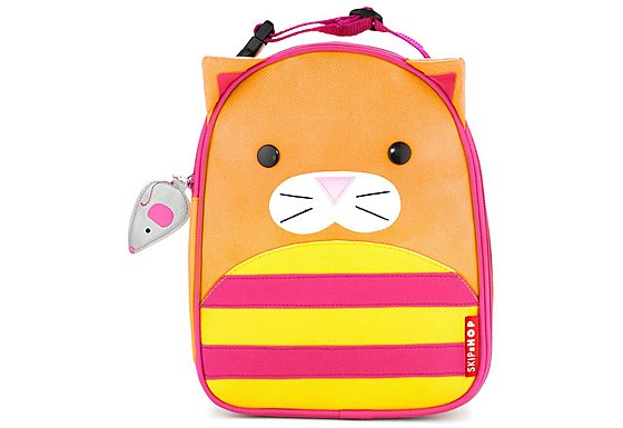 Skip Hop Zoo Lunchies Lunch Bag Cat