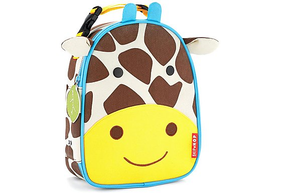 Skip Hop Zoo Lunchies Lunch Bag Giraffe
