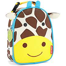 image of Skip Hop Zoo Lunchies Lunch Bag Giraffe