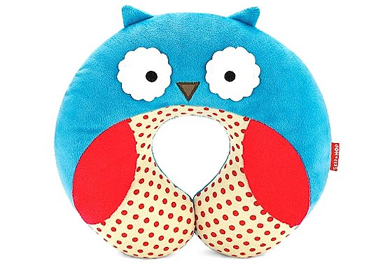 Skip Hop Zoo Neck Rest Owl