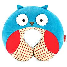 image of Skip Hop Zoo Neck Rest Owl