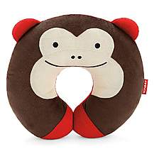 image of Skip Hop Zoo Neck Rest Monkey